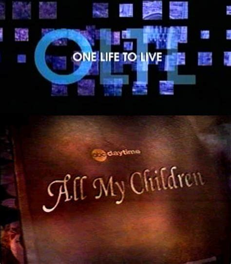 all my children and one life to live revivals have a all my children one life to live revived soaps coming to