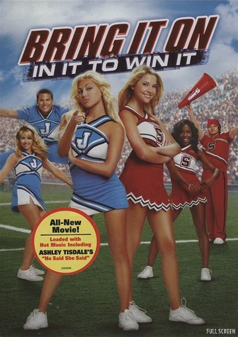 Bring It On In It To Win It Giveaway Contest by Bring It On In It To Win It Fullscreen Dvd 2007 Dvd