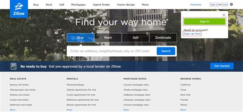 10 best real estate websites to advertise your house the