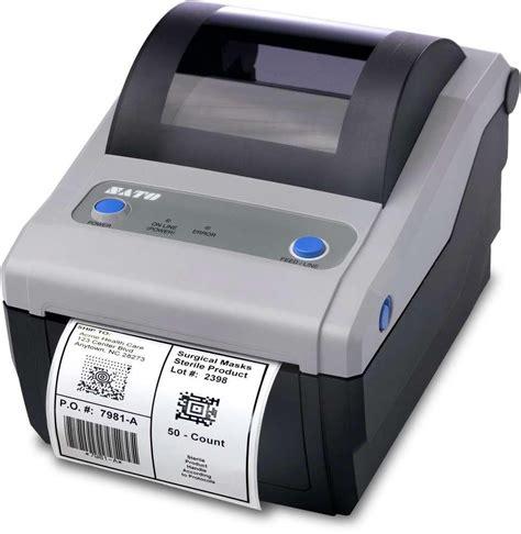 Printer Barcode Sato Cg 408 Tt Cg408 Cg 408 Tt Harga Promo Usb 窶ォ sato cg408tt
