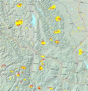 Montana Fire Map by Montana Fires Keep Growing New Fire Forces Evacuations