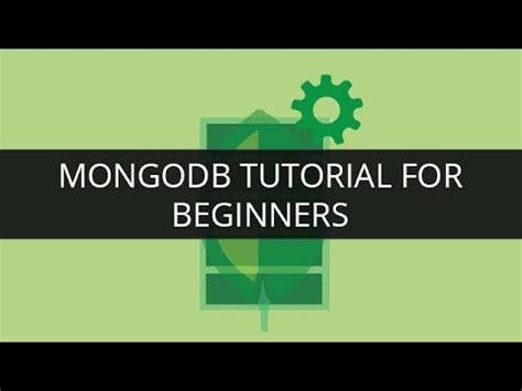 tutorial python mongodb mongodb tutorial for beginners youtube autos post