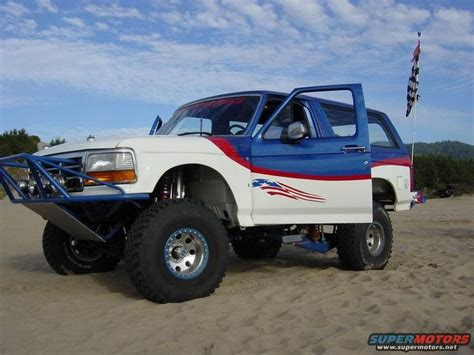 prerunner bronco pin by cameron diebolt on prerunners pinterest