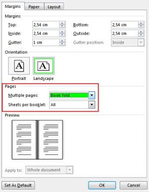 word layout for booklet how to create a booklet or book with microsoft word