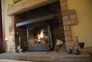 Open Fireplace Wooden Open Fires Open Fires Custom Fireplace