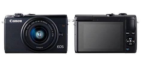 Kamera Canon Vlogger canon eos m100 mirrorless rekomendasi untuk para vlogger