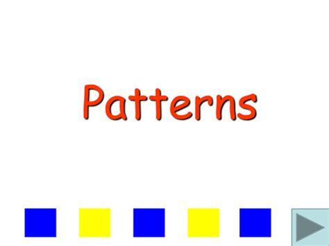 pattern worksheets reception repeated patterns by uk teaching resources tes