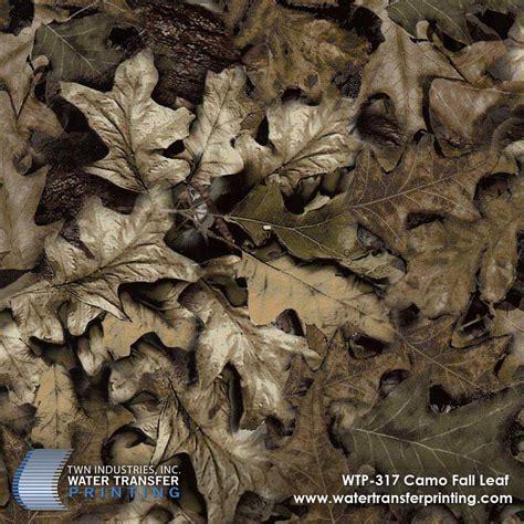fallen leaves film wtp 317 camo fall leaf hydrographic film hydrographic