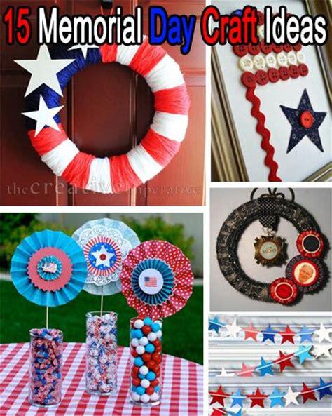 15 memorial day craft ideas crafts pinterest