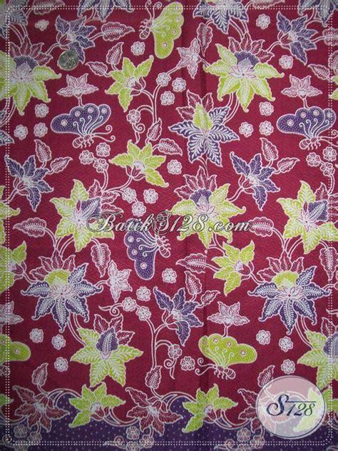 Kain Batik Katun Prima Halus Asli Pekalongan 68 batik halus kain doby warna cerah dan batik elegan bahan batik motif terbaru k915pd toko