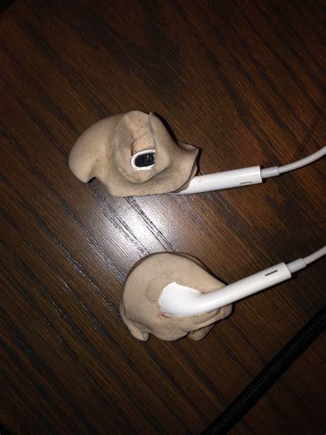 Iem Auglamour R1s Non Mic 15 custom molded iem well sorta apple earpods