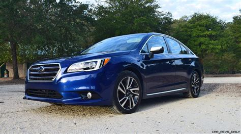 2017 subaru legacy 2 5i sport hd road test review