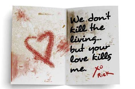 the walking dead valentines day 15 s day cards written by quot the walking dead