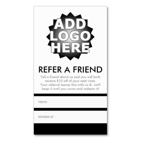 friends card templates free business cards business and friends on