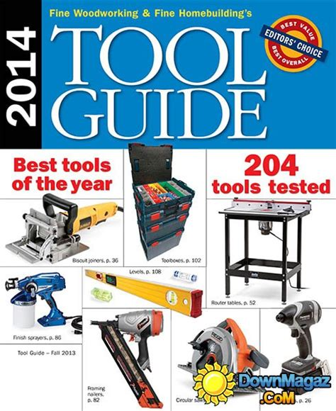 fine woodworking fine homebuildings  tool guide