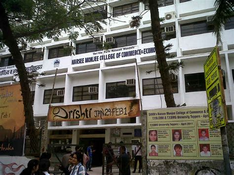 Narsee Monjee B Tech Mba by Narsee Monjee College Of Commerce And Economics Mumbai