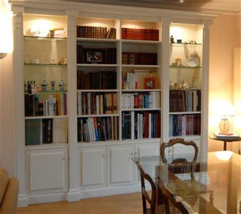 librerie classiche legno librerie classiche in legno laccato