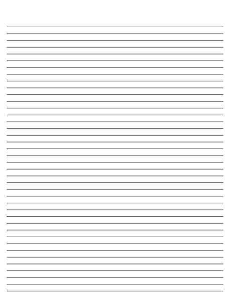 Free Printable Small Lined Paper | search results for printable small lined kindergarten