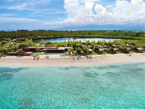 gili meno indonesia bask luxury eco resort to open on gili meno island