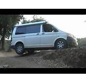 Volkswagen Transporter 4motion T5  YouTube