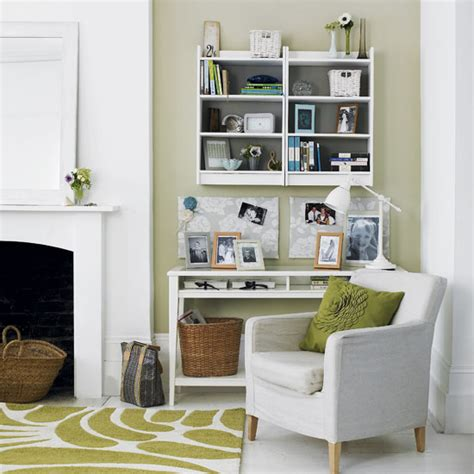 Living Room Alcove Shelving Ideas Updating An Alcove Room Envy