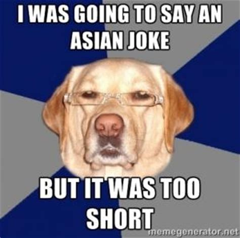 Asian Dog Meme - asian joke