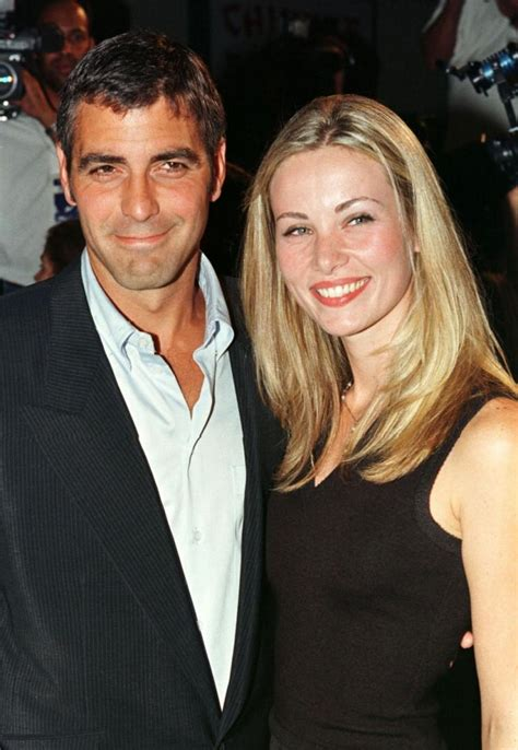And George Clooney Might Be Dating by Keibler George Clooney S 12 Girlfriends