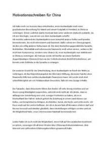 Bewerbungsschreiben Stipendium Auslandsjahr Motivationsschreiben By Gereon Wiese Issuu