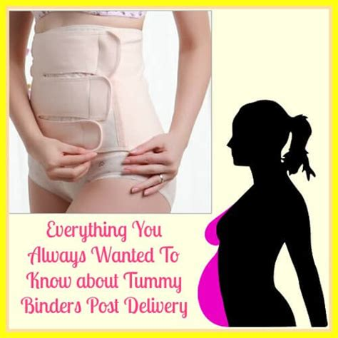 How To Reduce Tummy After C Section Delivery by Tummy Binders Post Pregnancy To Lose Belly Do They Work
