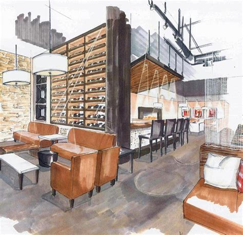 restaurant interior design concept restaurant interior interior design commercial portfolio