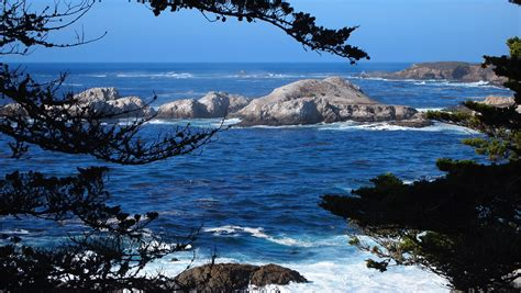 beautiful ocean views california coastline driving hwy 1 shifting the balance