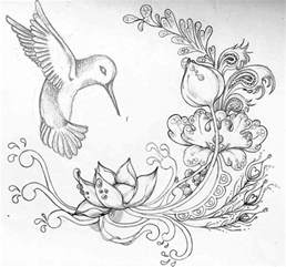 25 best ideas about pencil drawings of flowers on