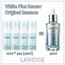 Harga Laneige Original Essence White Plus Renew laneige white plus price harga in malaysia