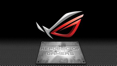 wallpaper asus republic of gamers hd asus rog republic of gamers wallpaper allwallpaper in