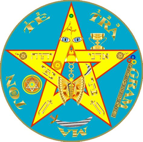 imagenes simbolos de proteccion pentagrama esot 201 rico