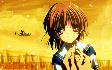 wallpaper anime clannad clannad hd pics