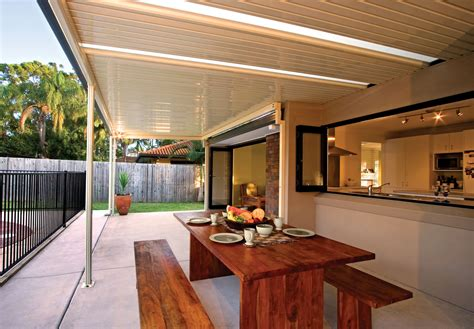 Patio Awnings Sydney Outback 174 Flat Stratco
