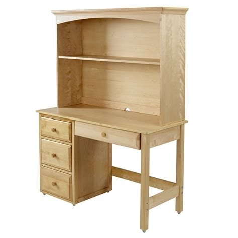 desk with hutch student desk hardwood 3 finishes