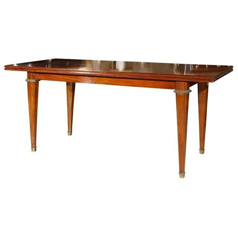 Mahogany Flip Top Console Table Sted Jansen At 1stdibs Flip Top Sofa Table