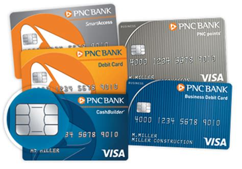 pnc bank business card template start prepaid debit cards business images card design