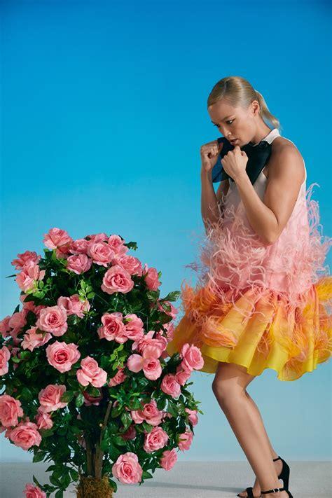 pom klementieff beach pom klementieff barneys spring 2018 fashion shoot