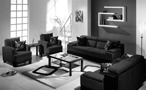 Black Living Room Furniture Discoverskylark Com Black Living Room Chair