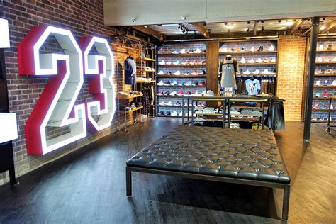 running shoe stores los angeles new shiekh flagship store now open on broadway in downtown la