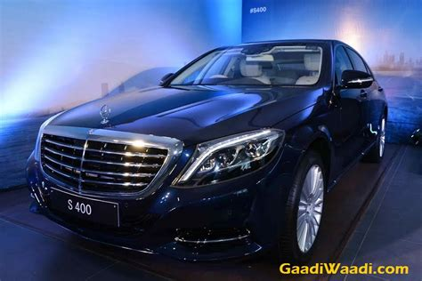 mercedes cars india mercedes s400 launched in india at rs 1 31 crore