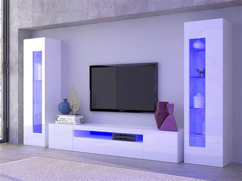 mobile soggiorno tower porta tv  vetrine moderne soggiorno