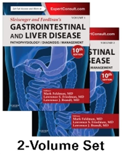 sleisenger and fordtran s gastrointestinal and liver disease 2 volume set 10th edition