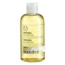 Moringa Shower Gel 60ml The Shop the shop moringa shower gel reviews photo makeupalley