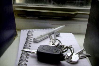 car keys stolen from house insurance fudged car crime figures auto express