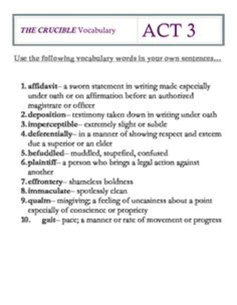 themes of act 3 of the crucible 1000 images about curtis sensei on pinterest word