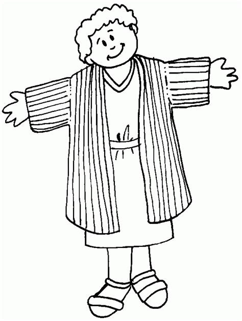 bible coloring pages joseph bible coloring pages joseph coloring home